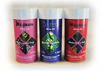 Magnum Wine Making Home Brew Kits For Brewing X Three. (your Choice Of Wines)