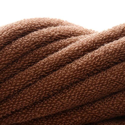 Arrivée 100/% Coton Doux Absorbant Terry Luxe Main Bain Plage Visage Feuille Serviette