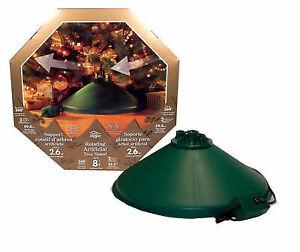 Christmas Tree Stand EZ 360 Deg Rotate Xmas Decoration Home Indoor Holiday  Decor