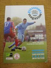 Revista de movilización de Nov-2009: edición 04-el único domingo Liga de fútbol Magazin