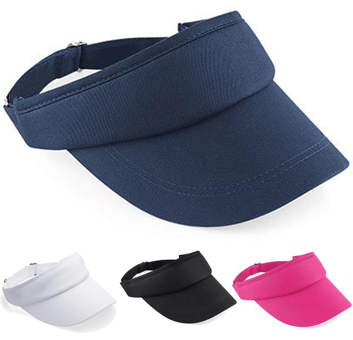 Stable Mens Womens Sun Visor Sun Visor UV Protection Wide Brim Sports New