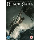 Black Sails Series Season Two 2 Second R2 DVD in Hand Immediate DISPATCH