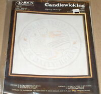 Janlynn give Us This Day - Daily Bread Country Farm Candlewicking Kit 14x14