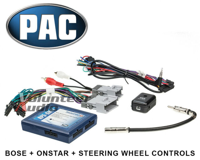 PAC RP5-GM11 for 2000-2013 Select GM Vehicle Radio Installation Wiring Interface