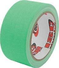 ISC-Standard-Duty-Racers-Tape-2-034-x-180Ft-Neon-Green-Duct-Gaffer-Tank-Tape