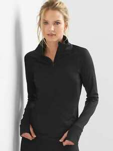 Black Zip Small Compression Half Gap Nwt Gapfit Sculpt 0PxwqPCcBA