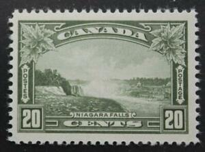Canada-225-MNH-OG-Niagara-Falls-1935-Pictorial-Issue