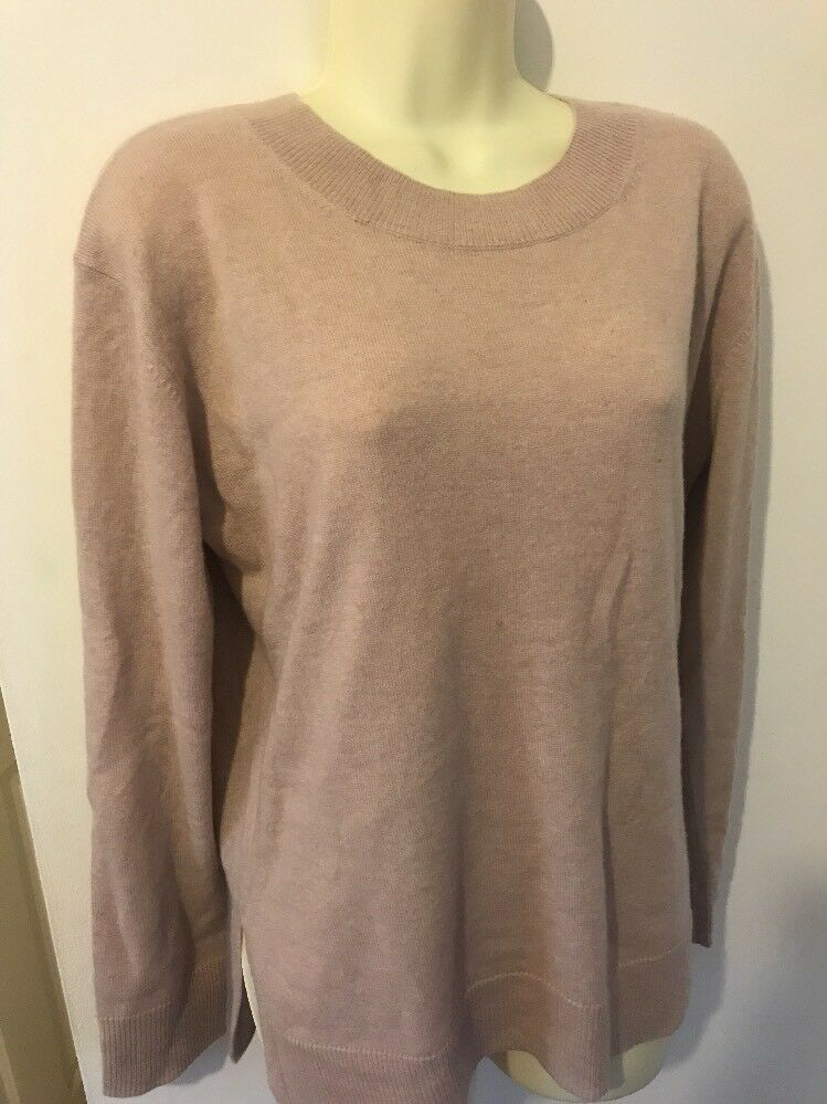 BNWT H&M Size S -Beige-Soft Cashmere Jumper-RRP