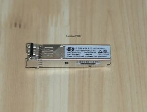 Foundry FTLF8519P2BCL-F1 E1MG-SX 850nm GBIC Transceiver GLC-SX-MM