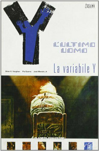 1591177 1112334 Libri Y L'ultimo Uomo #11 - La Variabile Y