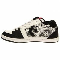 Converse Stow Mid Black White Mens Vintage Classic