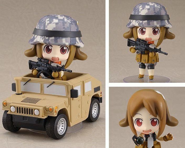 Nendgoldid 196 Desert Army-san Figure Good Smile Company