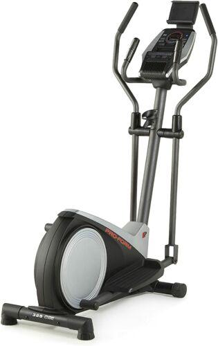 Proform Ellittica Cross Trainer 325 CSE con display a LED, Grigio attrezzature sportive