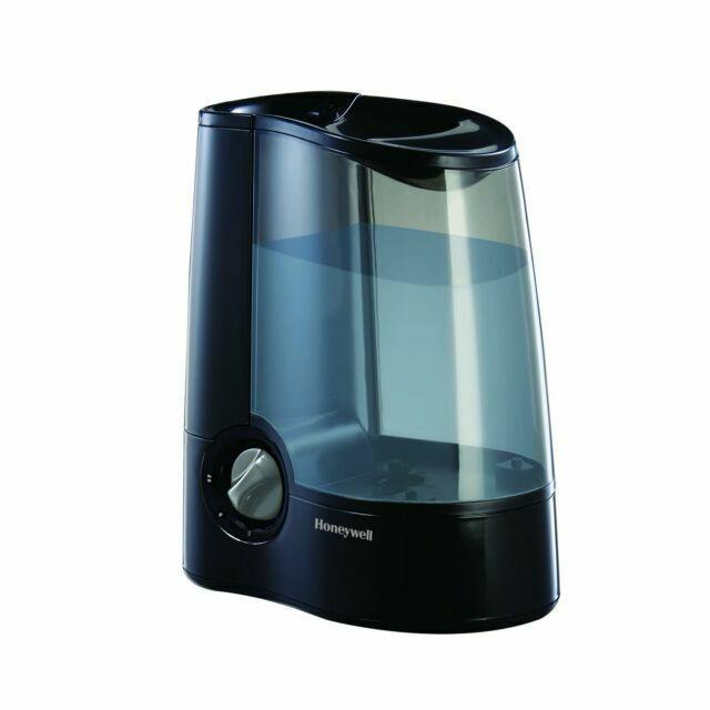Honeywell HWM705B Filter Warm Moisture Humidifier Black