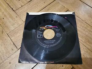 "eddie cochran summertime blues 7"" vinyl record very good condition"