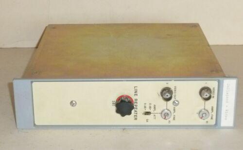 Telefunken video-amplificador video line repetidor módulo 54-2316-581