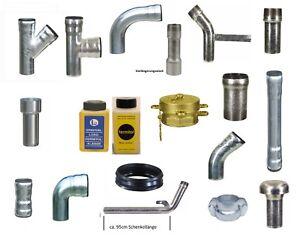 LORO-X-DN40-DN50-Stahlrohr-Olleitung-Fuellleitung-fuer-Oltank-Dichtung-Rohr