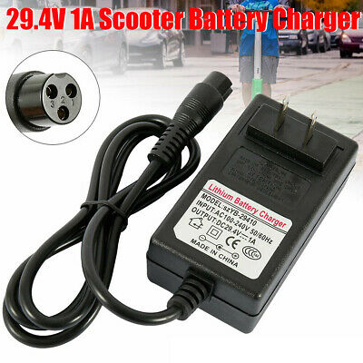 YHYH 24V Scooter Charger 3.3 FT Power Adapter for Razor E100 E175 E125 E150 E500