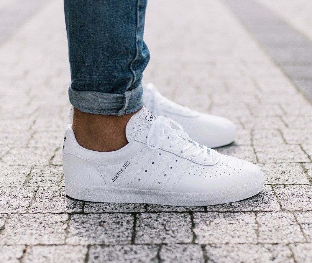 ADIDAS ORIGINALS Zapatillas 2018 TRIPLE Blanco Para hombre Zapatillas Retro Zapatillas ORIGINALS De Tenis Zapatos 9d574a