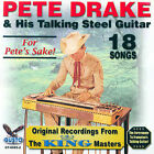For Pete's Sake [Gusto] * by Pete Drake (CD, Oct-2007, Gusto Records)