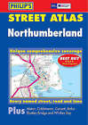 Philip's Street Atlas Northumberland by Octopus Publishing Group (Paperback, 2005)