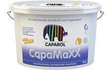 Caparol CapaMaXX 12,5 L / Liter weiss / Wandfarbe / Innenfarbe