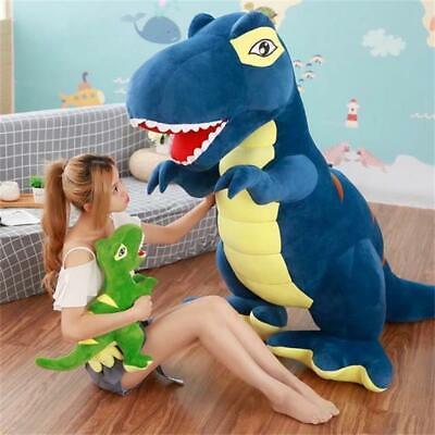 Tyrannosaurus Rex Doll Simulation Stuffed Toys Pillow Dinosaur Plush Toy Gift