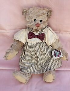 Ganz Cottage Collectibles Yes No Teddy Bear Called Dixie Ebay