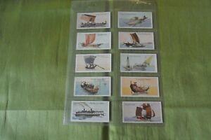 Amalgamated Press Ltd Ships of the World (1924) complete set 24/24