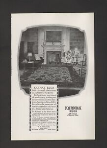 1924 Karnak Rugs Mohawk Carpet Mills