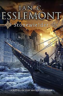 Stonewielder, Esslemont, Ian Cameron, Acceptable, Hardcover