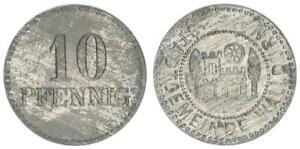 Woldenberg 5 Pfennig ss-vz 53100
