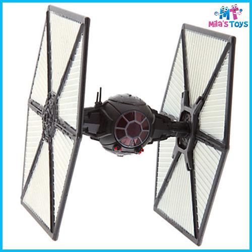Star Wars The Force Awakens First Order TIE Fighter Die Cast Vehicle bnib