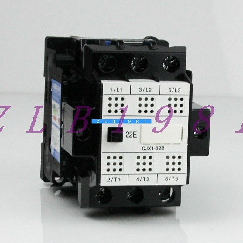 ONE NEW DELIXI CJX1-32B 22 110V