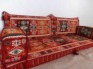Image Is Loading Floor Seating Cushion Couch Arabic