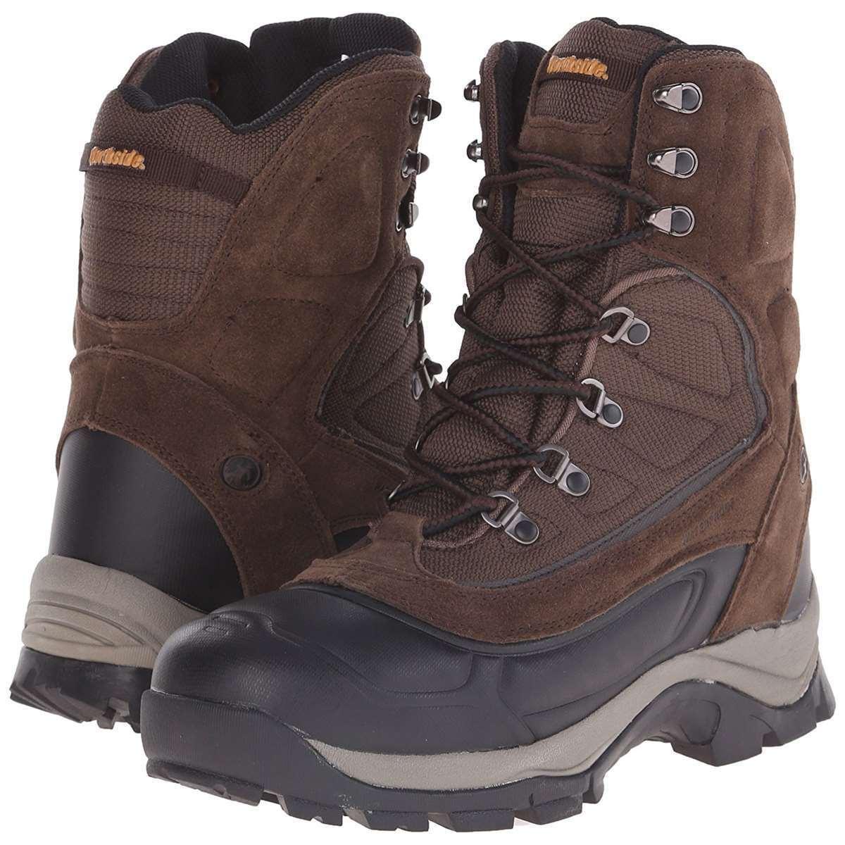 botas para Hombre botas Impermeables NORTHSIDE GRANGER 600 aislado -50 botas De Nieve Nuevo