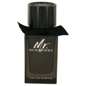 41d24e76793 Mr Burberry for Men by Burberry Eau De Parfum Spray 3.3 Oz - Tester ...