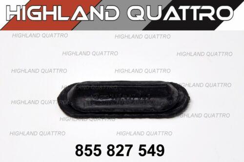 Audi UR Quattro Coupe Boot Release ouverture Seal 855827549