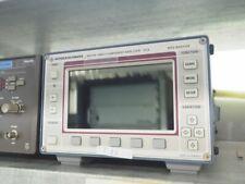 Rohde Amp Schwarz Digital Video Component Analyser Vca 1052400302opt Vca B1