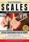 Mastering Scales: A Deluxe Crash Course in Guitar Theory! by Alfred Publishing Co., Inc. (DVD Audio, 2013)