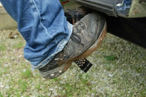 """Boot or Shoe Cleaner for Hitch of Vehicle 6/"""""""