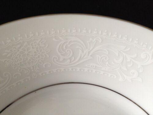 "American Limoges Salem Heritage Collection China Lace Bouquet 5.5/"" DESSERT BOWL"