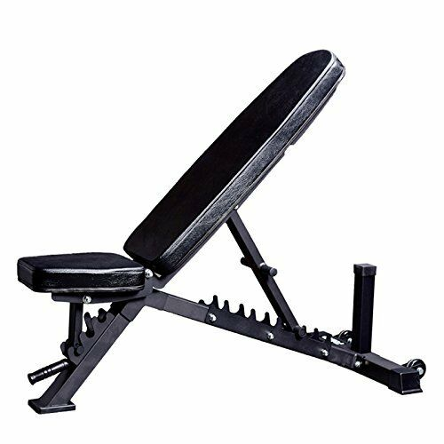 Gym Fitness Strength Training Rep Adjustable Bench Ab-3100 V3 1 000 Lb Rated