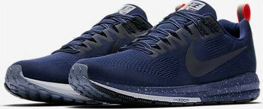 NIKE ZOOM STRUCTURE 21 SHIELD Price reduction - MEN'S SIZE 10 - BINARY BLUE - NEW Brand discount