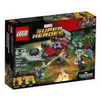 Lego Ravager Attack Set 76079 Marvel Guardians Of The Galaxy 2