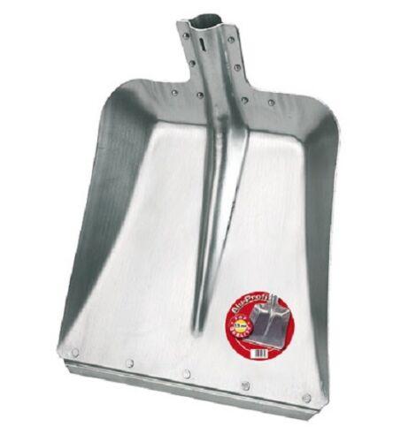 Aluschaufel Profi 32 cm con golpes pala arista fuerte 2,5mm 2977