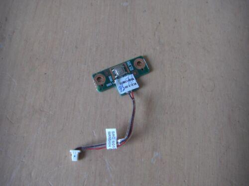 Toshiba Satellite L300 L300D L305 Power Button//Switch Board w// Cable V000130870