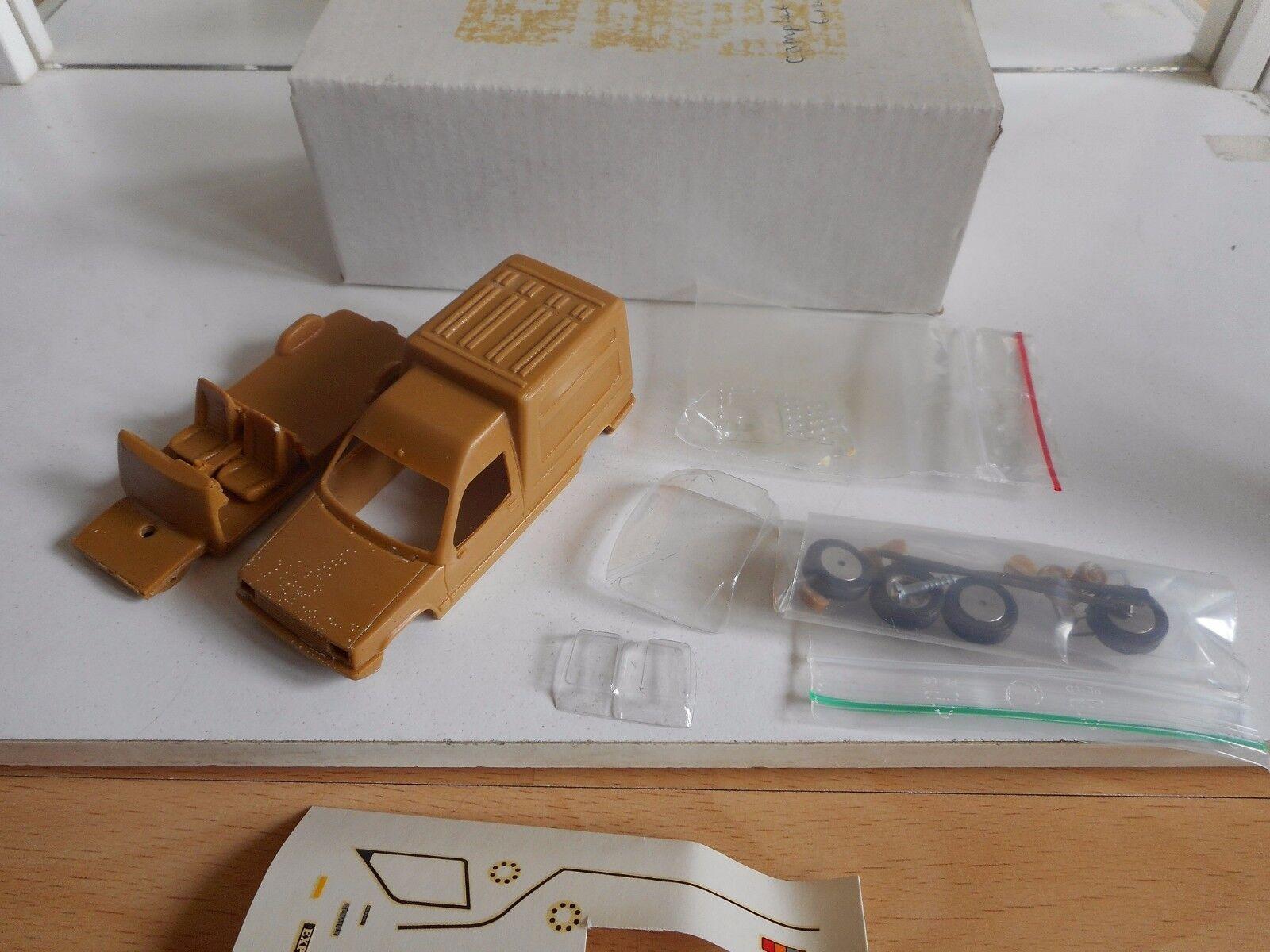 Model Resin Resin Resin Kit Alezan Super 5 Express Tole on 1 43 in Box eb6e8e