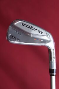 Cobra-Amp-Cell-Pro-Forged-7-iron-DG-Pro-X100-tour-stiff-steel-std-2up-demo-MINT