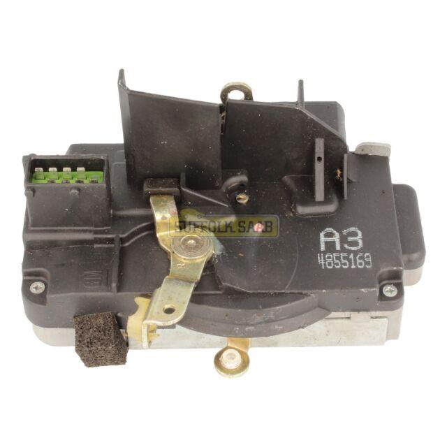 SAAB 95 9-5 9600 98-10MY RIGHT HAND FRONT DOOR LATCH SOLENOID A3 4855169 SUFFOLK